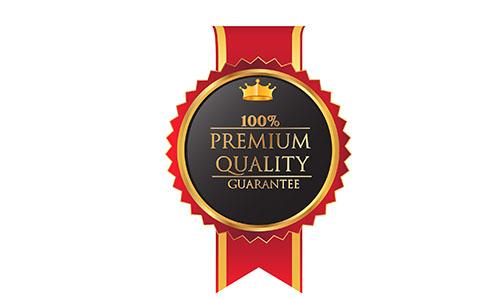 Premium-Qualität